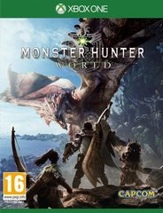 Mäng Monster Hunter: World, Xbox One
