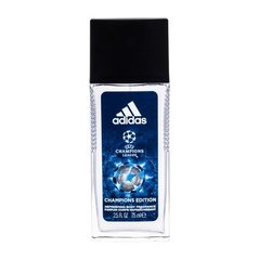 Дезодорант Adidas UEFA Champions League Champions Edition для мужчин 75 мл