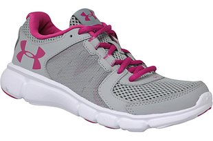 Naiste spordijalanõud Under Armour W Thrill 2 1273956-942, hall/roosa
