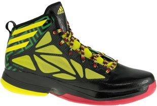 Meeste spordijalanõud Adidas Crazy Fast G59722, must/kollane