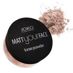 Tolmpuuder Joko Make-Up Matt Your Face 23 g