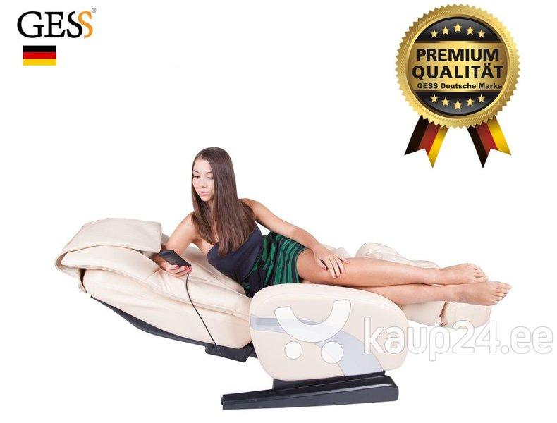 Professionaalne massaaži tugitool GESS Comfort, beež