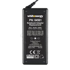 Whitenergy do HP 65W 18.5V (wtyk 7.4x5.0 + pin)