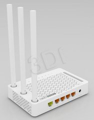 TOTOLINK N302R+ 300Mbps 2.4GHz 802.11b/g/n Wireless N Router, 3x 5 dBi ant, IPTV