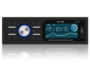 BLOW - RADIO AVH-8610 MP3/USB/SD/MMC hind ja info | BLOW - RADIO AVH-8610 MP3/USB/SD/MMC | kaup24.ee