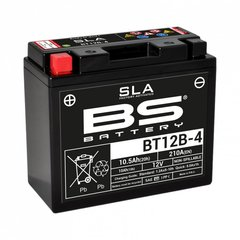 Aku BS-Battery BT12B-4 12V 12Ah