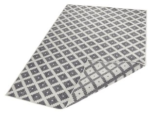 Vaip Bougari Twin Nizza Grey Cream, 80x250 cm