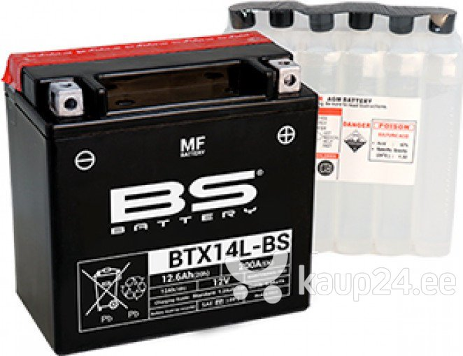 Aku BS-Battery BTX14L-BS 12V 12.6Ah