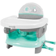 Söögitool Summer Infant Deluxe Comfort Teal Grey hind ja info | Söögitoolid | kaup24.ee