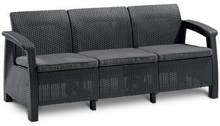 Aiadiivan Corfu Love Seat Max, must/hall