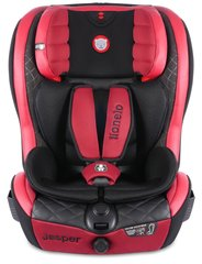 Автокресло Lionelo Jasper Isofix, 9-36 kg, leather red