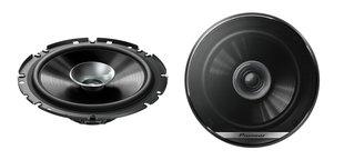 2-realised koaksiaal kõlarid Pioneer, TS-G1710F 17cm цена и информация | Колонки | kaup24.ee