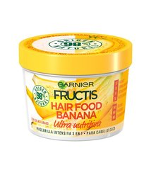 Juuksemask Garnier Fructis Hair Food Banana 3-in-1, 390ml  hind ja info | Juuksemask Garnier Fructis Hair Food Banana 3-in-1, 390ml  | kaup24.ee