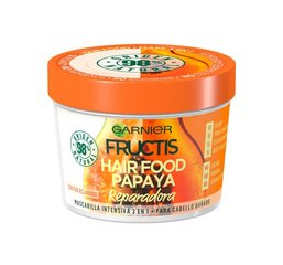 Juuksemask Garnier Fructis Hair Food Papaya 3-in-1, 390ml  hind ja info | Juuksemask Garnier Fructis Hair Food Papaya 3-in-1, 390ml  | kaup24.ee