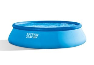 Bassein Intex Easy Set 457 x 107 cm koos filtriga