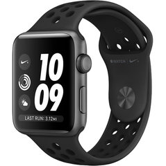 Apple Watch S3 Nike+, 38 mm, must hind ja info | Nutikellad (Smart Watch) | kaup24.ee