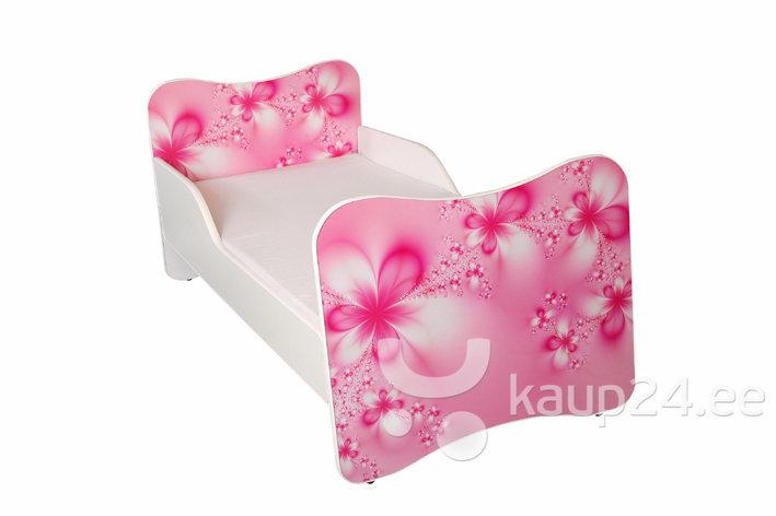 Кровать с матрасом AMI 24, 140x70 см