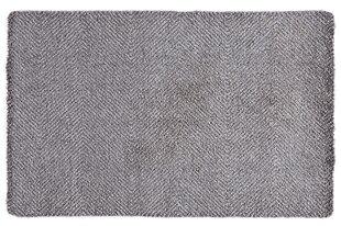 Uksematt Hanse Home Clean Go Grey, 67x45 cm