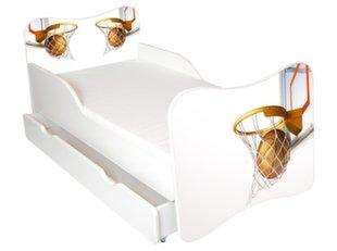 Voodi Ami 29 koos madratsi 160x80cm ja voodipesukastiga