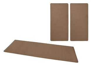 Vaipade komplekt Hanse Home Fancy Brown, 3 tk