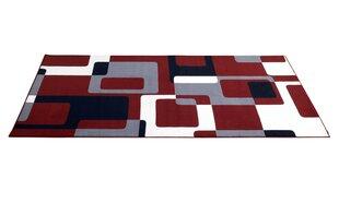 Ковер Hanse Home Hamla Retro Red Grey Black, 120x170 см
