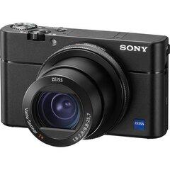 Fotoaparaat Sony DSC-RX100M5, must