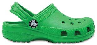 Poiste jalanõud Crocs™ Classic Clog, Grass Green