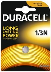 Patarei Duracell Ultra Photo DL1/3N 3V
