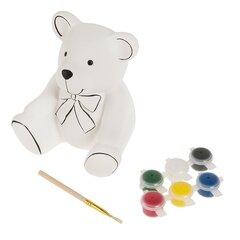 Loominguline komplekt Smiki Keraamiline rahakassa karu hind ja info | Arendavad mänguasjad 3+ | kaup24.ee