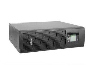 UPS Energenie-Gembird RACK 19'' 3.4U,2000VA,Pure Sine,6xIEC,1xSchuko230V,LCD