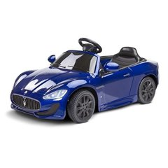 Elektriline auto Maserati Grancabrio, sinine