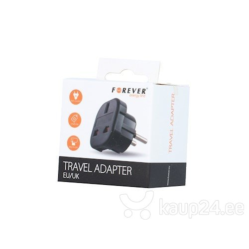 Adapter Forever EU/UK, must hind