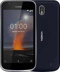 Mobiiltelefon Nokia 1, Dual SIM, sinine цена и информация | Мобильные телефоны | kaup24.ee