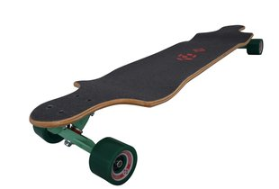 Rula Street Surfing Longboard Freeride Top Mount 39 - Wildstyle