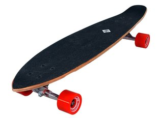 Rula Street Surfing Longboard Kicktail 36 Urban Rough