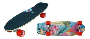 Rula Street Surfing Longboard Cruiser Kicktail 28 Rocky Mountain