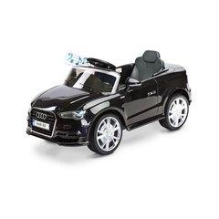 Elektriline auto Audi A3, must