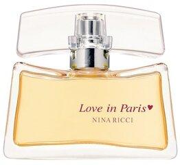 Parfüümvesi Nina Ricci Love in Paris EDP naistele 30 ml