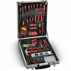Tööriistade komplekt WORK MEN 130 tk hind ja info | Käsitööriistad | kaup24.ee