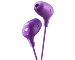 Dünaamilised kõrvaklapid JVC, HA-FX38VE, lilla