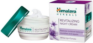 Taastav öökreem Himalaya Herbals Revitalizing Night Cream 50 ml