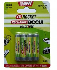 Rocket Ready2Use 850mAh AAA aku, 4 tk hind ja info | Rocket Ready2Use 850mAh AAA aku, 4 tk | kaup24.ee
