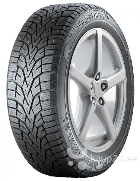 Gislaved NORD FROST 100 205/70R15 96 T (naast)
