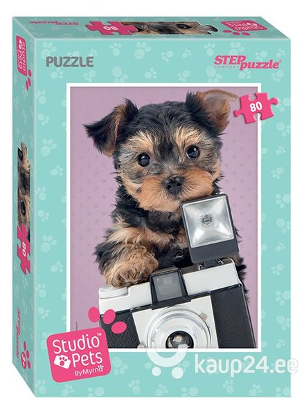 Pusle Step Puzzle 80 Studio Pets