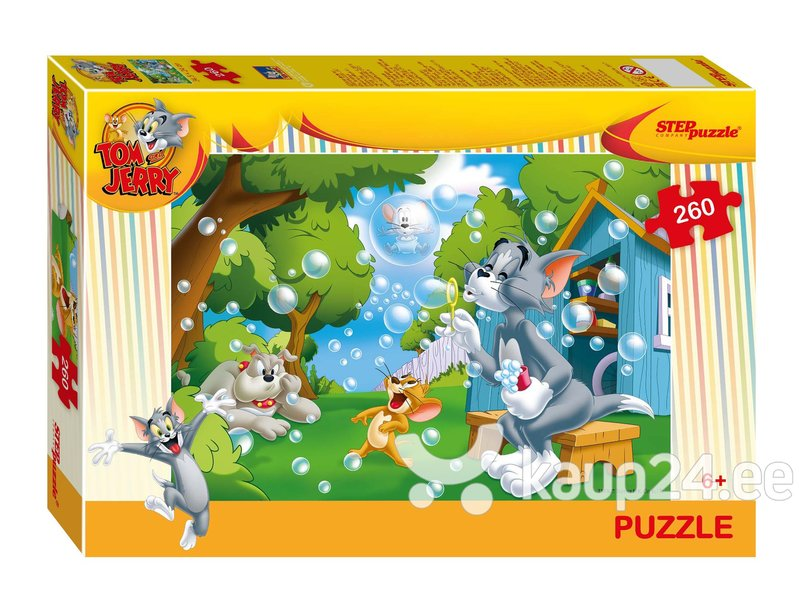 Pusle Step Puzzle 260 Tom & Jerry