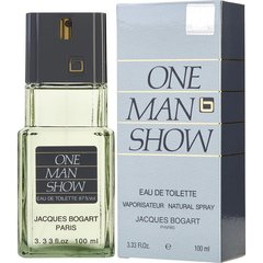 Tualettvesi Jacques Bogart One Man Show EDT meestele 100 ml