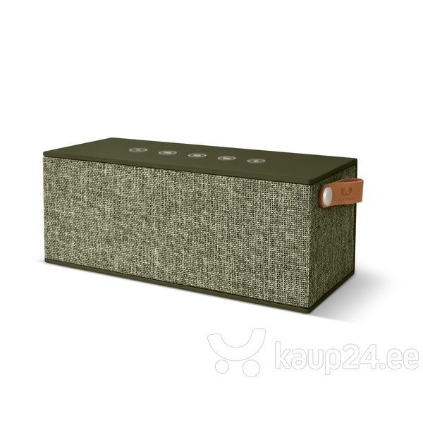 Kõlar HAMA Fresh'n Rebel Rockbox Brick Fabriq Edition 1RB5500AR, Buetooth 4.2