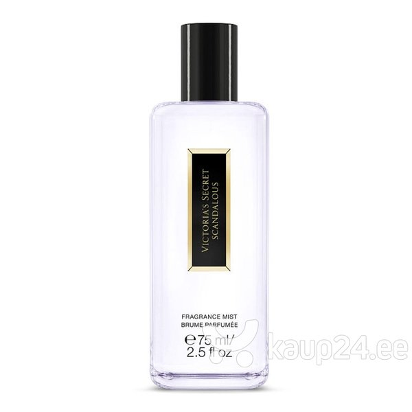 Kehasprei Victoria's Secret Scandalous naistele 75 ml