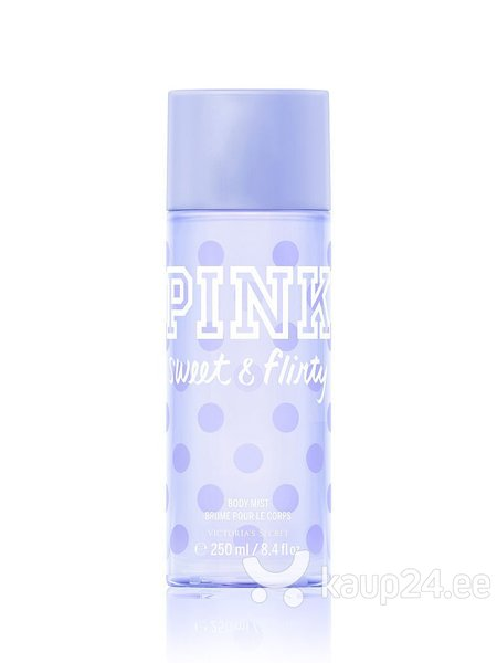 Kehasprei Victoria´s Secret Pink Sweet & Flirty naistele 250 ml