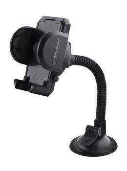 Telefonihoidja autosse Esperanza EMH105 KOALA (8,8x5x16), must hind ja info | Telefonihoidja autosse Esperanza EMH105 KOALA (8,8x5x16), must | kaup24.ee